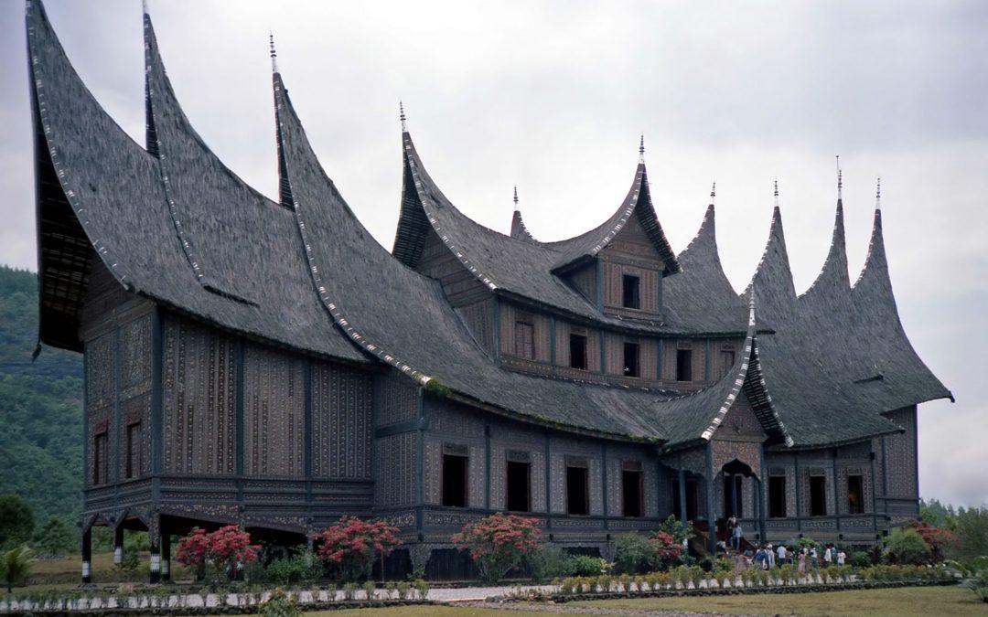 Pelbagai Bentuk dan Makna Rumah Tradisional Minangkabau