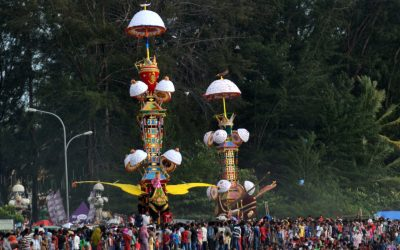 Membincangkan Tradisi Tabuik di Minangkabau