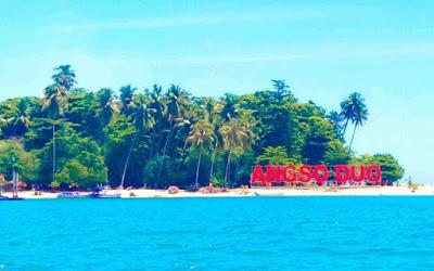 Aktiviti Yang Menyeronokkan di Pulau Angso Duo Pariaman Sumatera Barat