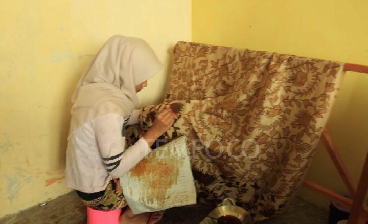 Batik Sumatra Barat